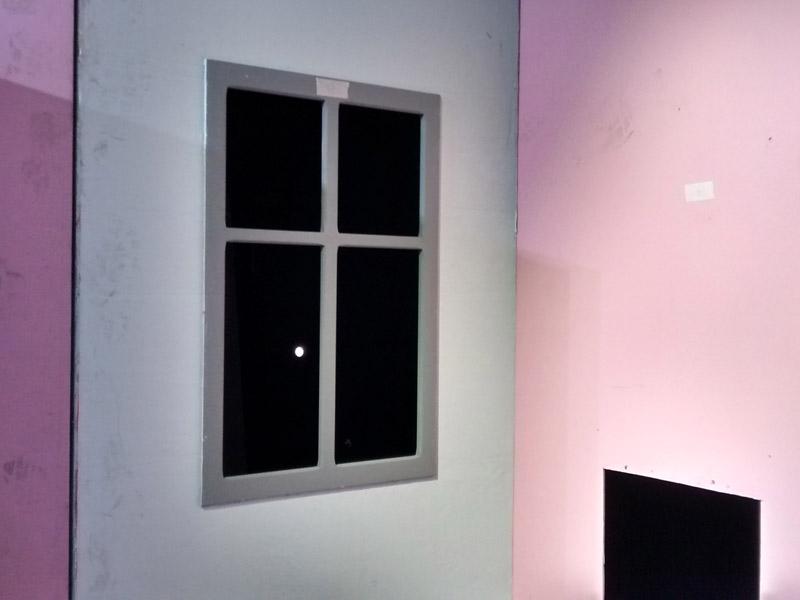 Fenêtre côté jardin Les Uns Sans C