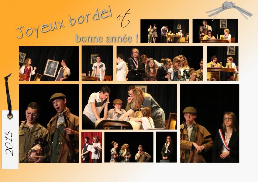 théâtre groupe 4 - mai 2015