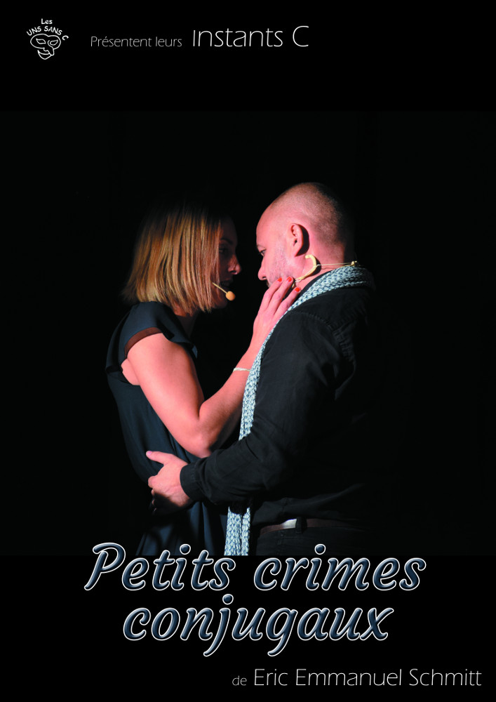 Affiche Petits Crimes Conjugaux